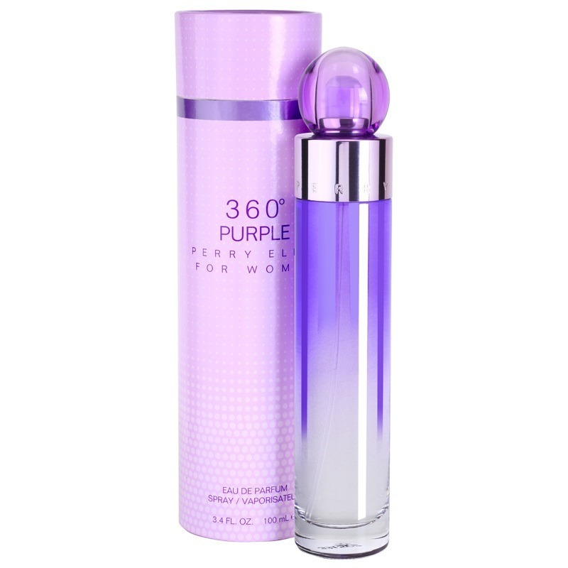 360° Purple Perry Ellis para Mujeres