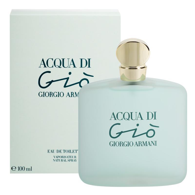 Acqua Di Gio By Giorgio Armani For Women. Eau De Toilette